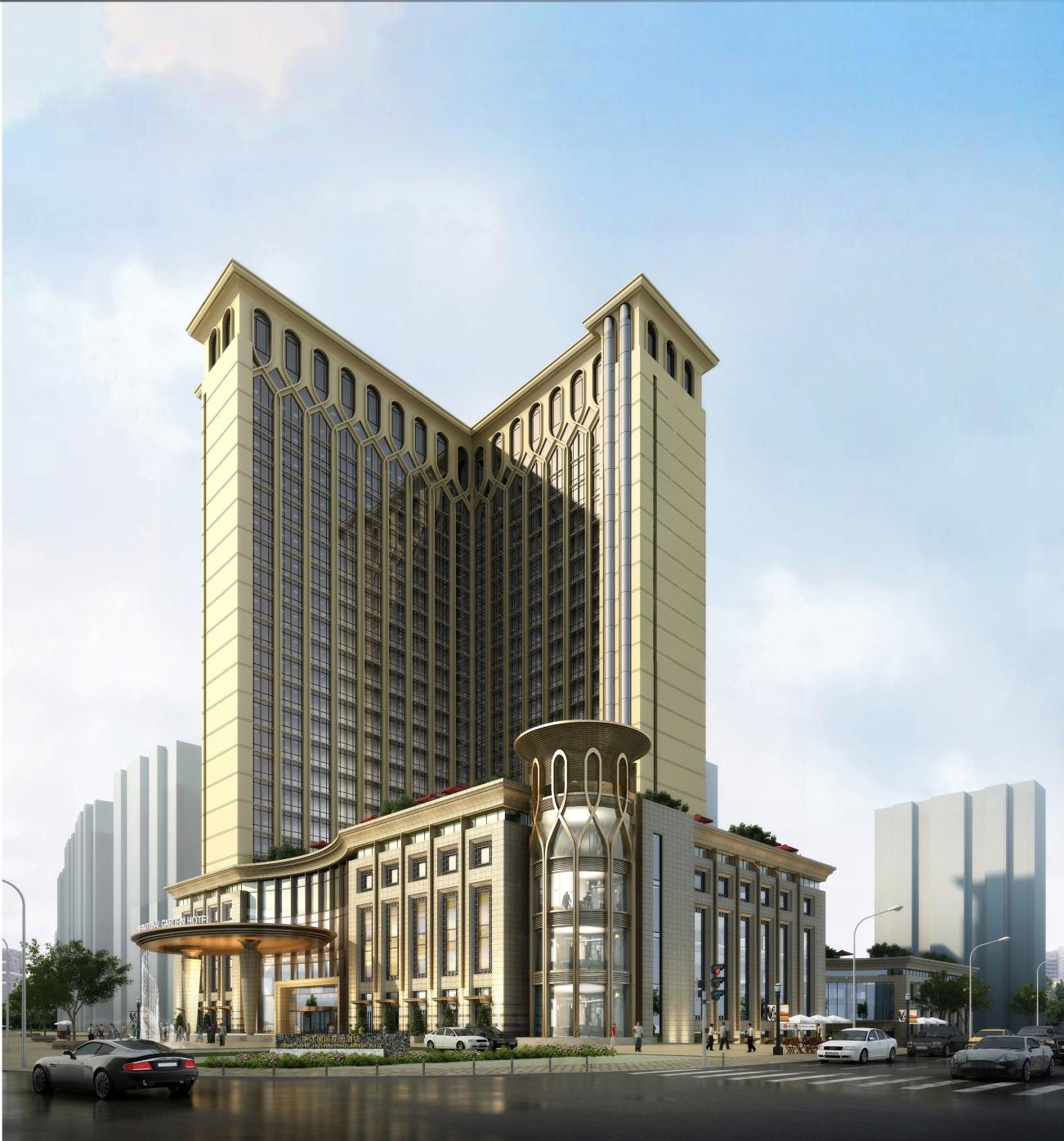 扬州中江国际花园酒店必威体育appios